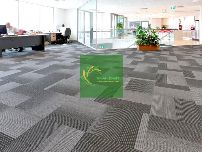 miếng dán sàn cho văn phòng công ty