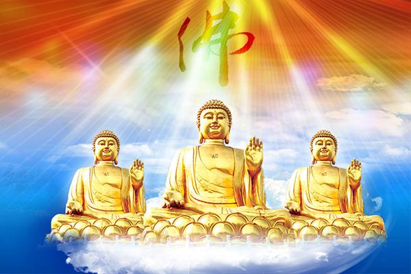 tranh 3d đạo phật tôn giáo