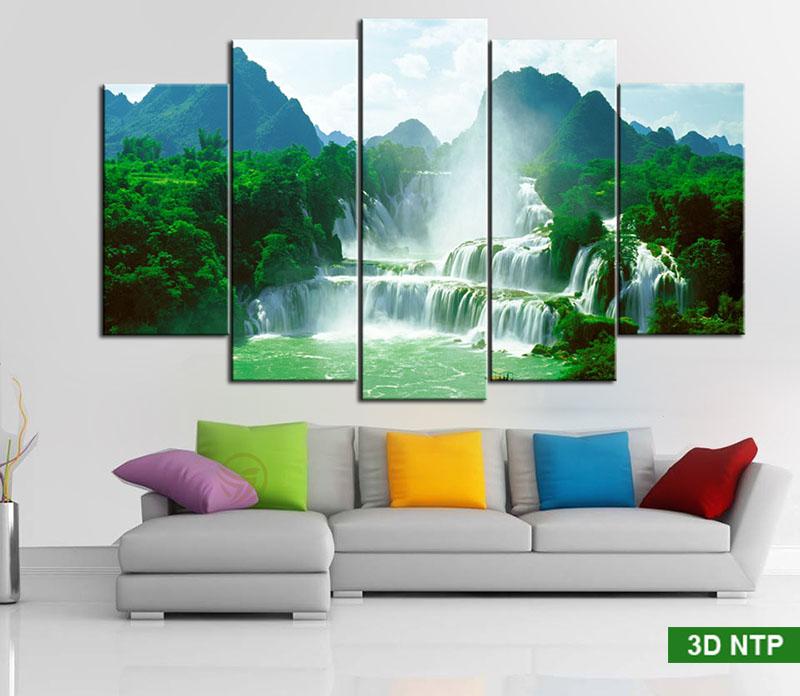 Tranh phong cảnh thiên nhiên treo tường