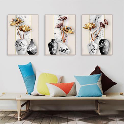 tranh canvas giá rẻ
