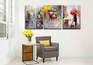 Tranh canvas nghệ thuật