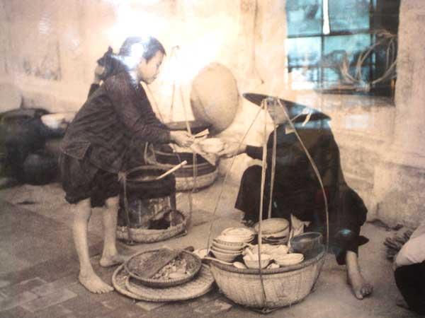 hà nội xưa - ẩm thực vỉa hè