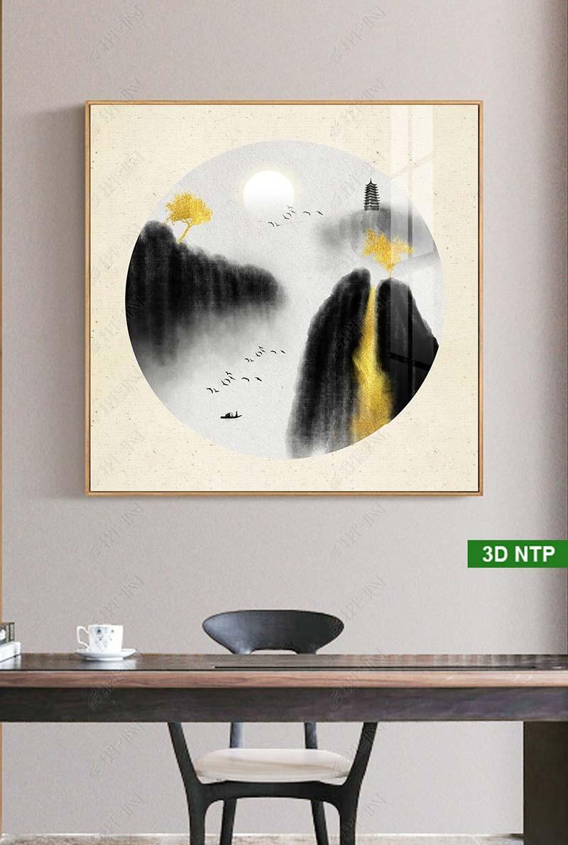 Tranh canvas phòng bếp - phòng ăn
