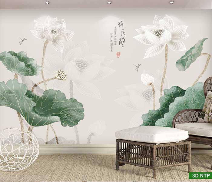 Tranh tường phòng khách đẹp