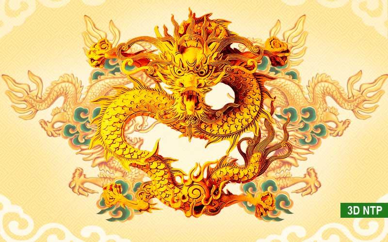 Tranh rồng đẹp nhất