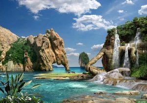 tranh cảnh biển TCB 19