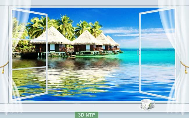 tranh cảnh biển 15