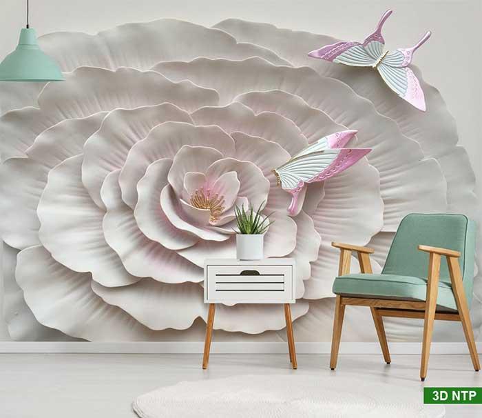 Tranh phòng khách 3D