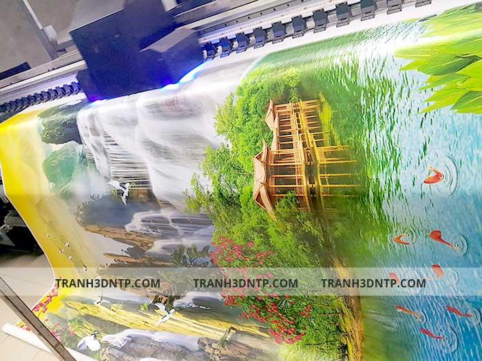 Máy in Tranh 3D
